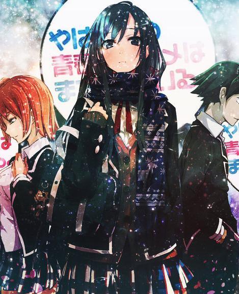 Yahari Ore no Seishun Love Come wa Machigatteiru – Todos os Episódios