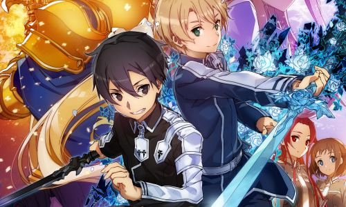 Sword Art Online: Alicization – Episodio 23