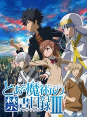 Toaru Majutsu no Index III – Todos os Episódios