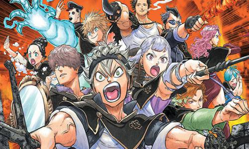 Black Clover Episodio 106