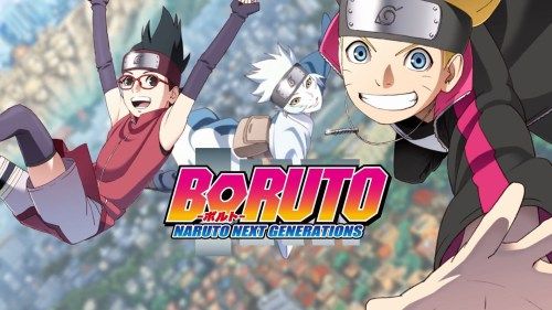Boruto: Naruto Next Generations – Episodio 102