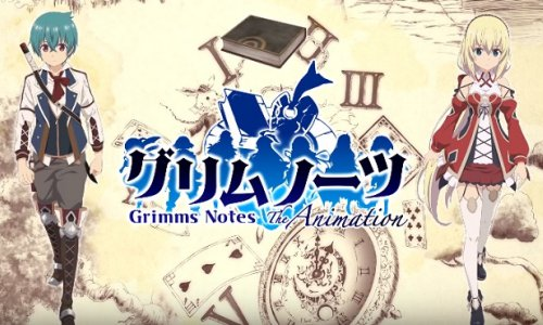 Grimms Notes The Animation Episodio 10