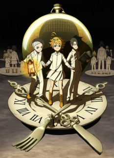 Yakusoku no Neverland (The Promised Neverland) – Todos os Episódios