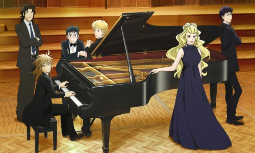 Piano no Mori 2 – Episodio 08