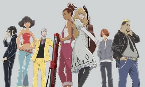 Carole and Tuesday – Episodio 03