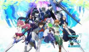 Gundam Build Divers Re:Rise Episodio 6