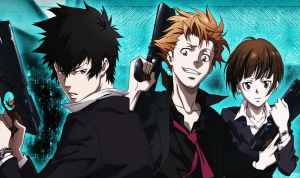 Psycho-Pass 3 Episodio 6