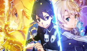 Sword Art Online: Alicization 2  War of Underworld  Episodio 1