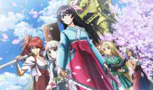 Shin Sakura Taisen the Animation Episodio 12