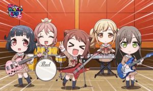 BanG Dream! Garupa Pico: Oomori Episodio 15