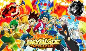 Beyblade Burst Sparking Episodio 41