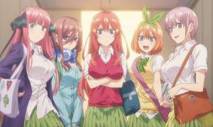 Gotoubun no Hanayome 2nd Season Episodio 6