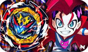 Beyblade Burst Dynamite Battle Episodio 3