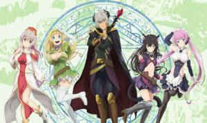 Isekai Maou to Shoukan Shoujo no Dorei Majutsu 2 Episodio 2